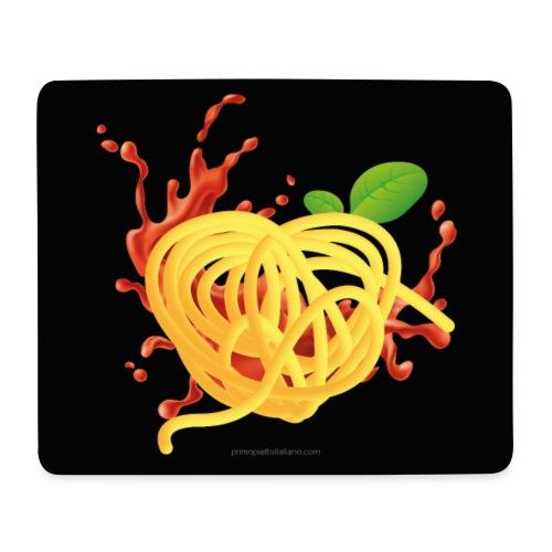 Cuore di pasta - limited edition - Tappetino per mouse (orizzontale)