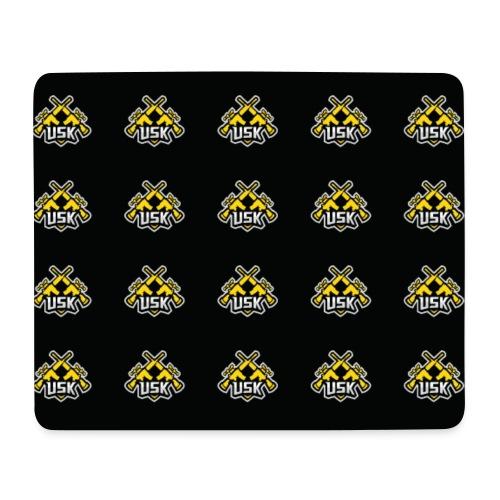 USK checkers - Musematte (liggende format)