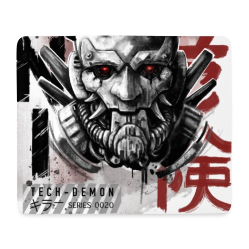 ONI TECH-DEMON - Mousepad (Querformat)