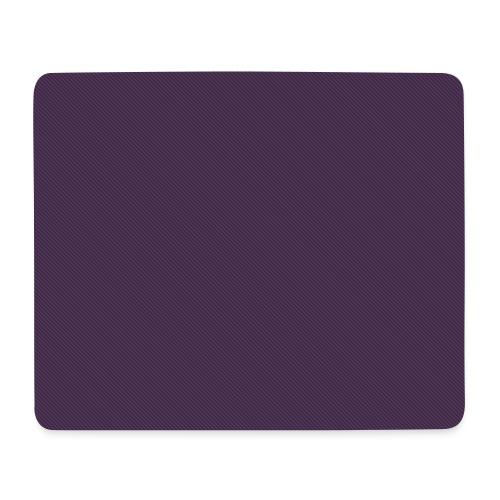 Purple line pattern - Mouse Pad (horizontal)