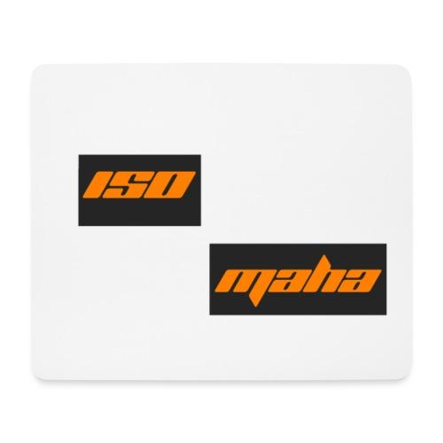 isomaha split logo - Hiirimatto (vaakamalli)