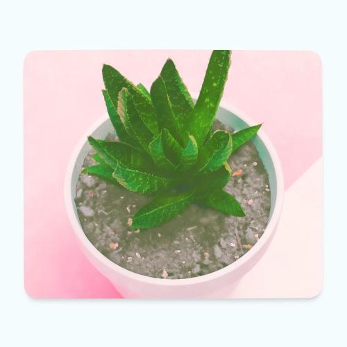 Minimalism plants composition - Mouse Pad (horizontal)