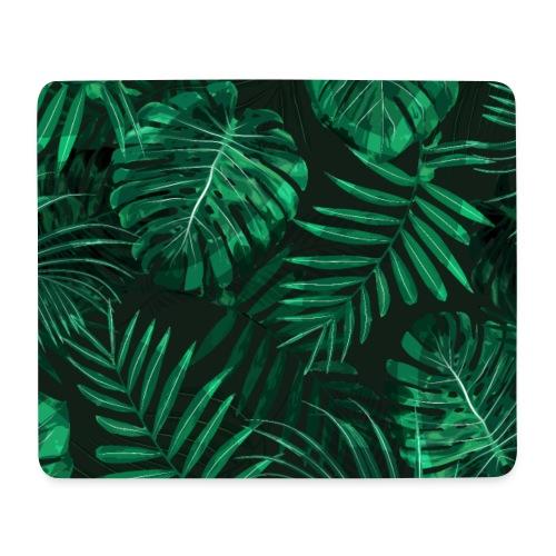Tropischer Farn Topen Regenwald Blätter - Mousepad (Querformat)