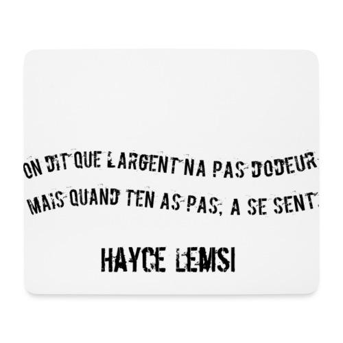 Punchline de Hayce lemsi - Tapis de souris (format paysage)