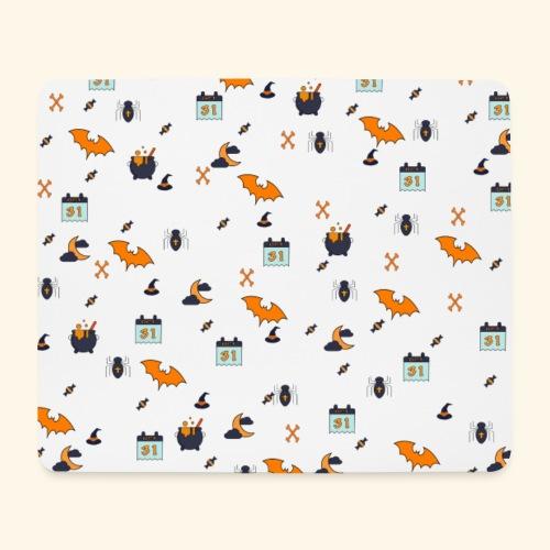 Halloween Icons - Mouse Pad (horizontal)