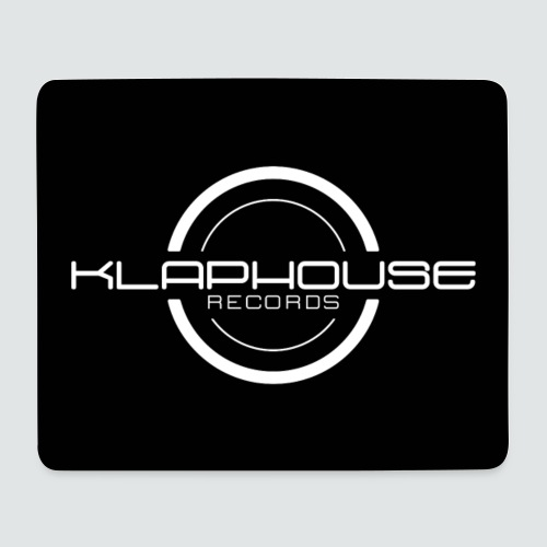 Klaphouse Records - Mouse Pad (horizontal)