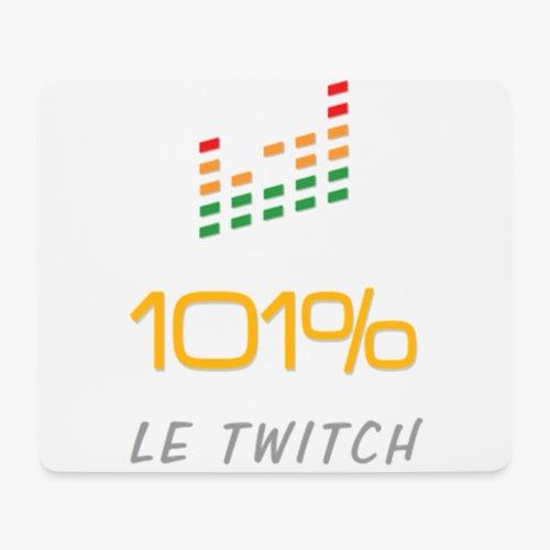 101%LeTiwtch vous présente enfin sa boutique - Tapis de souris (format paysage)