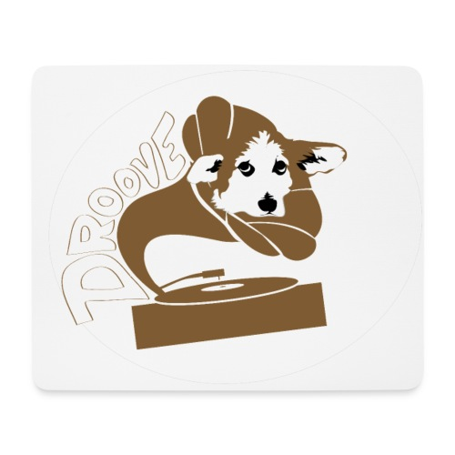 Droove logo - Muismatje (landscape)