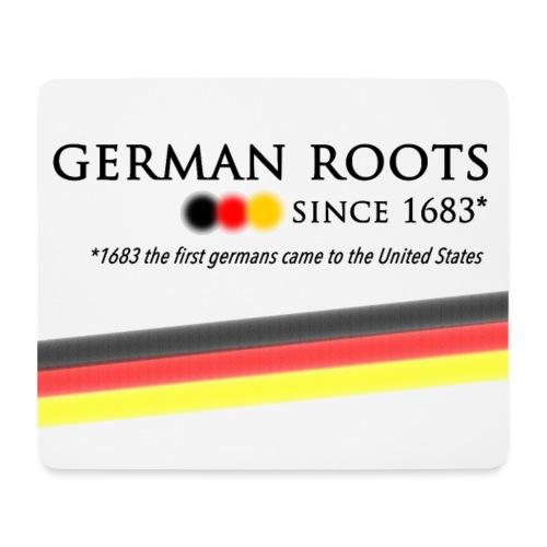 German americans Button - Mousepad (Querformat)