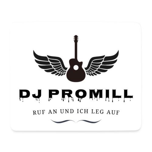 DJ PROMILL - Mousepad (Querformat)