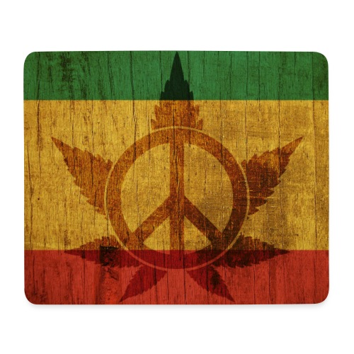 Peace Poster - Mousepad (Querformat)