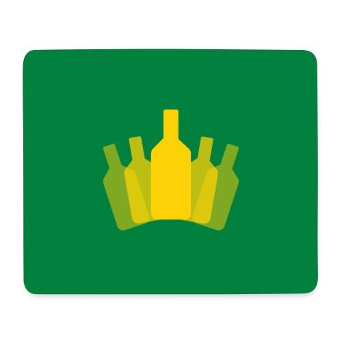 APK mot grön - Musmatta (liggande format)