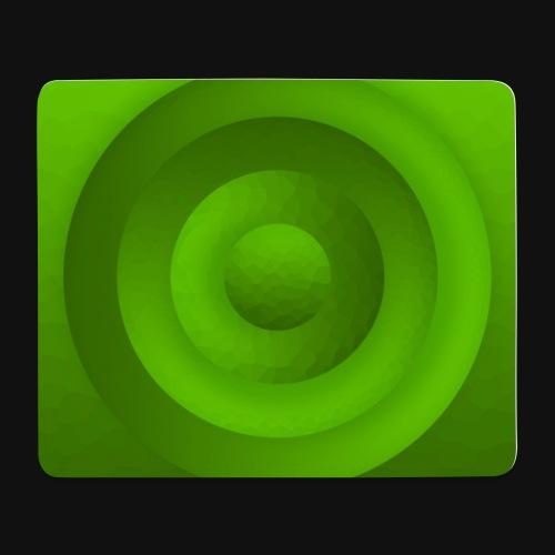 Tree Circle - Mousepad (Querformat)