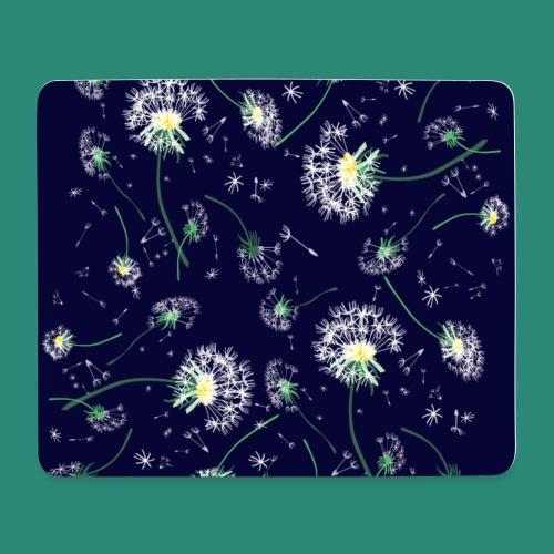 Pusteblumen Poster - Mousepad (Querformat)