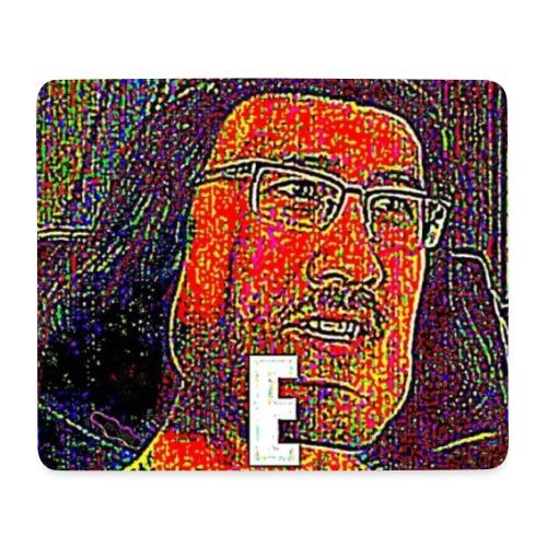 E meme - Mouse Pad (horizontal)