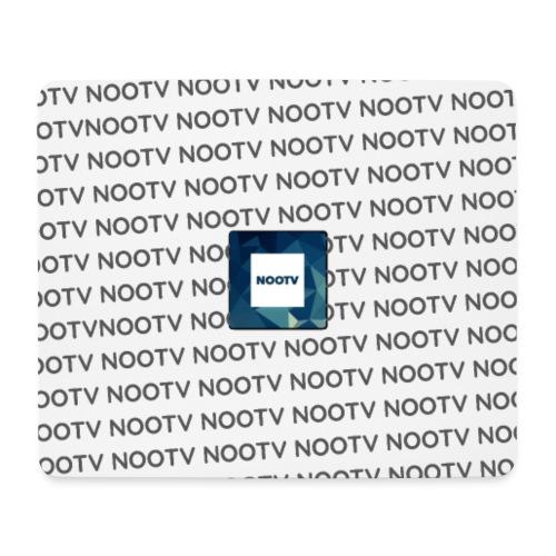 NooTV icon - Mousepad (Querformat)