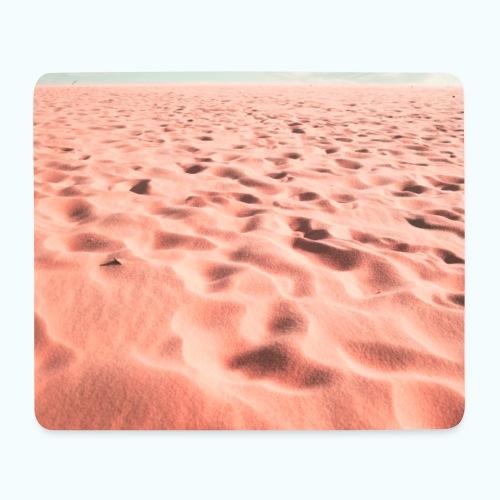Sand beach minimalism - Mouse Pad (horizontal)