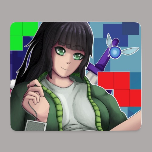 Anime/Gaming Mouse Pad - Mousepad (Querformat)