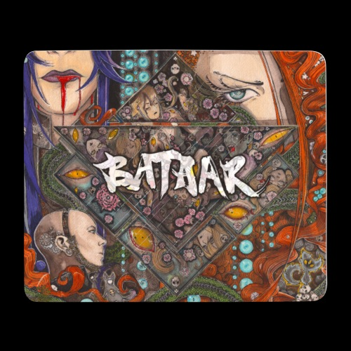 BatAAr BACKDROP - Mouse Pad (horizontal)