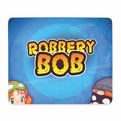 Robbery Bob - Mouse Pad (horizontal)