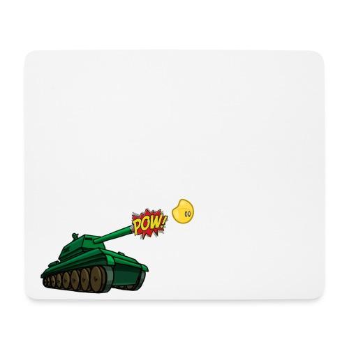 panzergirl - Mousepad (Querformat)