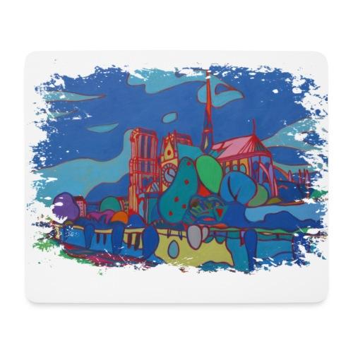 Paris - Mousepad (Querformat)