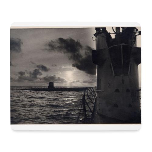 U-Boote - Alfombrilla de ratón (horizontal)