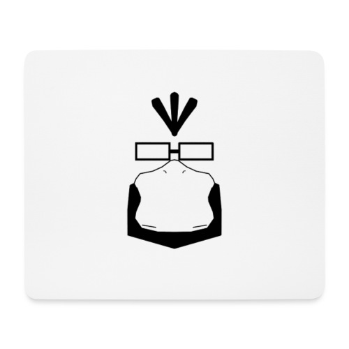 logo (with transparency) - Mousepad (Querformat)