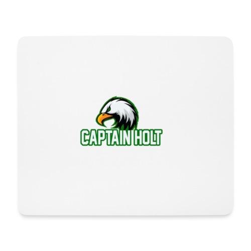 logo Captain Holt - Tapis de souris (format paysage)