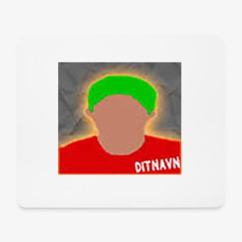 DitNavn MousePad - Mousepad (bredformat)