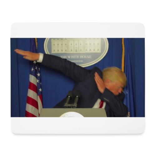 Presidential dab - Mouse Pad (horizontal)