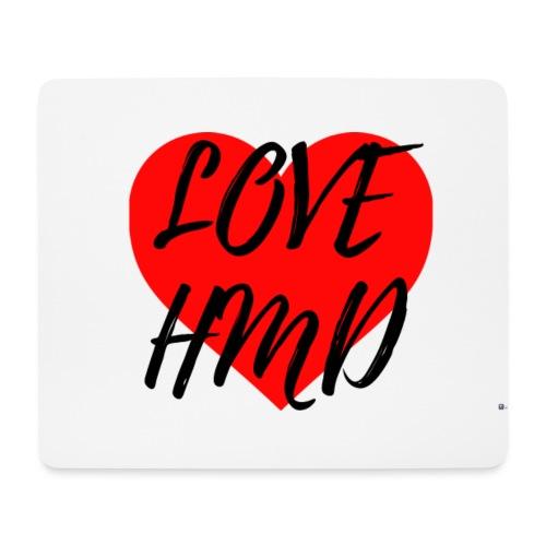 Love HMD - Alfombrilla de ratón (horizontal)