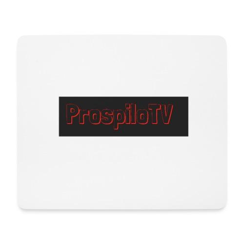 Prospilotv logo png - Mouse Pad (horizontal)