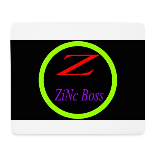 Zinc png - Mouse Pad (horizontal)