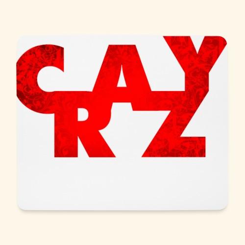 CRAZY - Mouse Pad (horizontal)