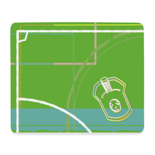 Touchpad 142 - Mouse Pad (horizontal)