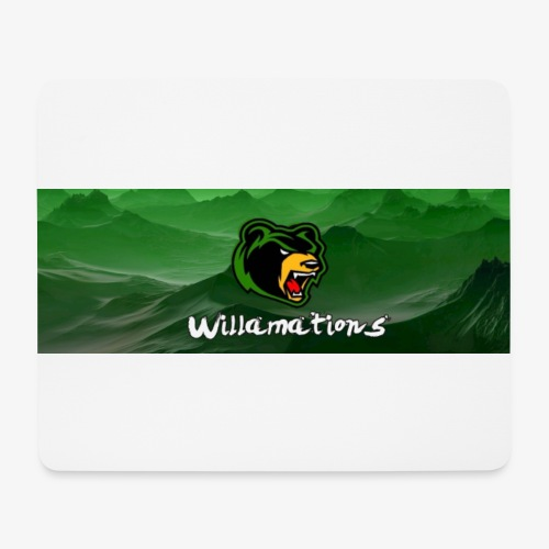 banner - Mouse Pad (horizontal)