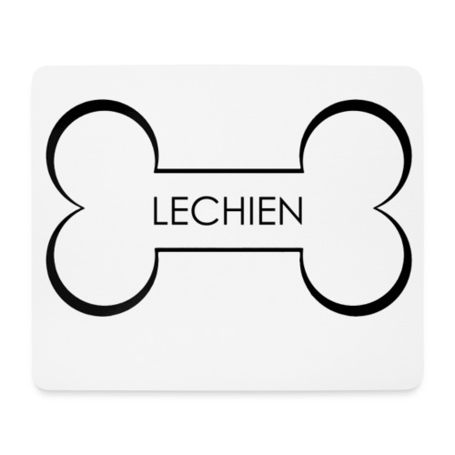 LeChien - Tappetino per mouse (orizzontale)