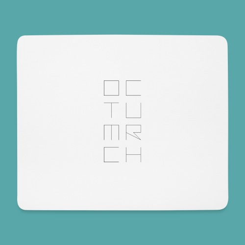 OCTUMERCH - Mouse Pad (horizontal)
