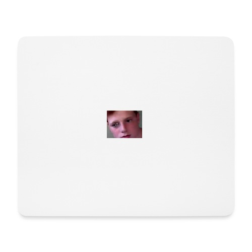 My friends confused AF face - Mouse Pad (horizontal)