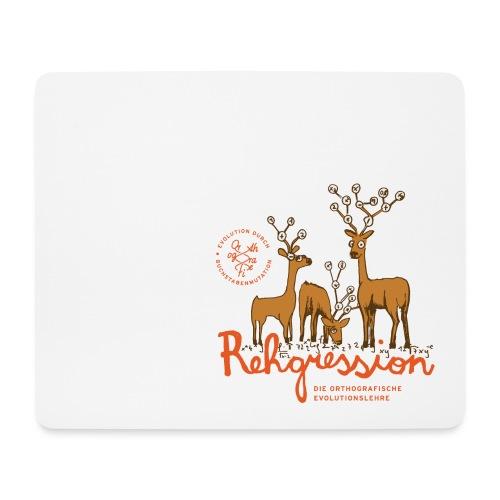 Rehgression - Mousepad (Querformat)