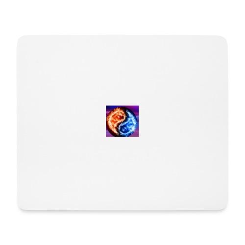 The flame - Mouse Pad (horizontal)