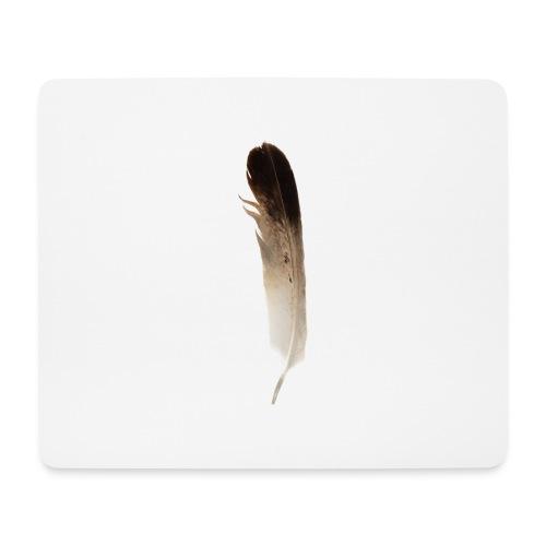 Vogel Feder - Mousepad (Querformat)