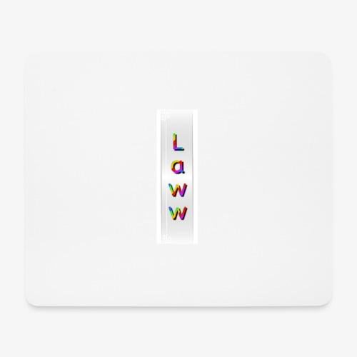 Colorlaww - Tapis de souris (format paysage)
