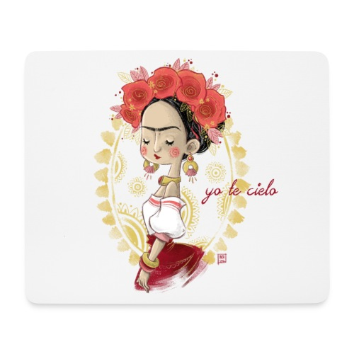 frida - Tappetino per mouse (orizzontale)