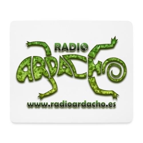 Radio Ardacho clásico - Alfombrilla de ratón (horizontal)