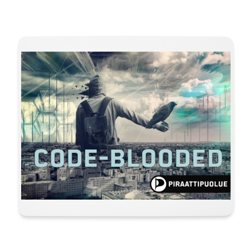Code-blooded - Hiirimatto (vaakamalli)