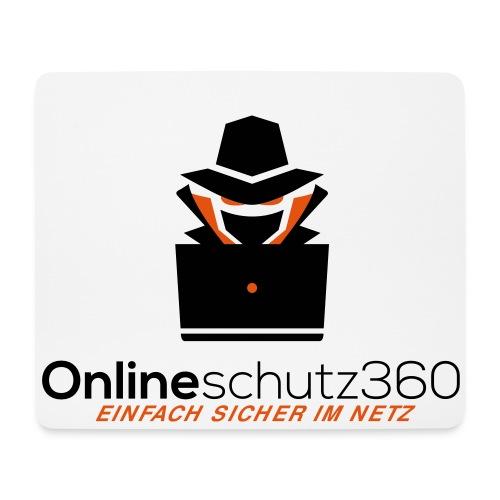 Online_schutz - Mousepad (Querformat)