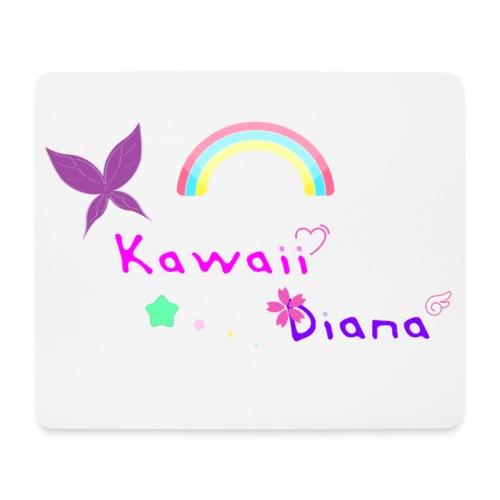 Kawaii Diana - Alfombrilla de ratón (horizontal)