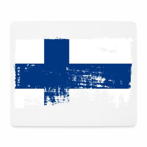 Suomen lippu, Finnish flag T-shirts 151 Products - Hiirimatto (vaakamalli)